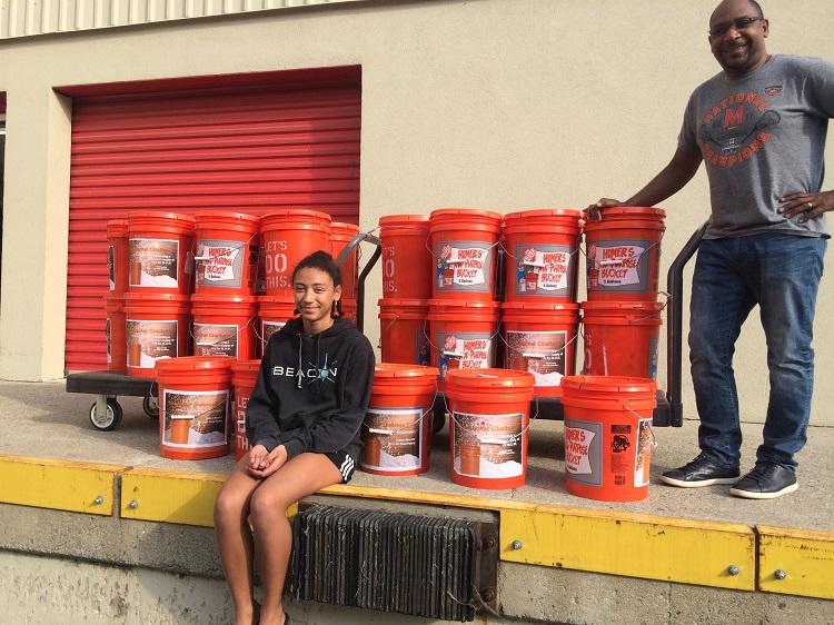 2018 Rice Bucket Challenge