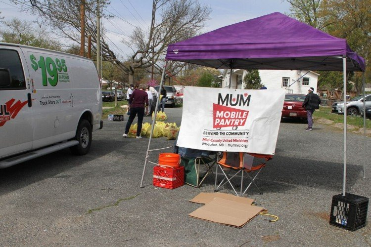 Picture: MUM Mobile Pantry